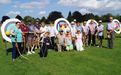PCSA Kent Archery Have-A-Go