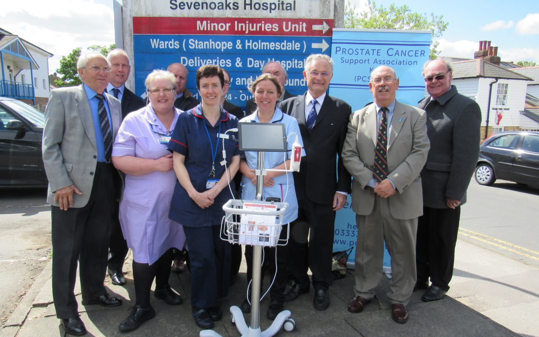 Presentation at Sevenoaks Hospital