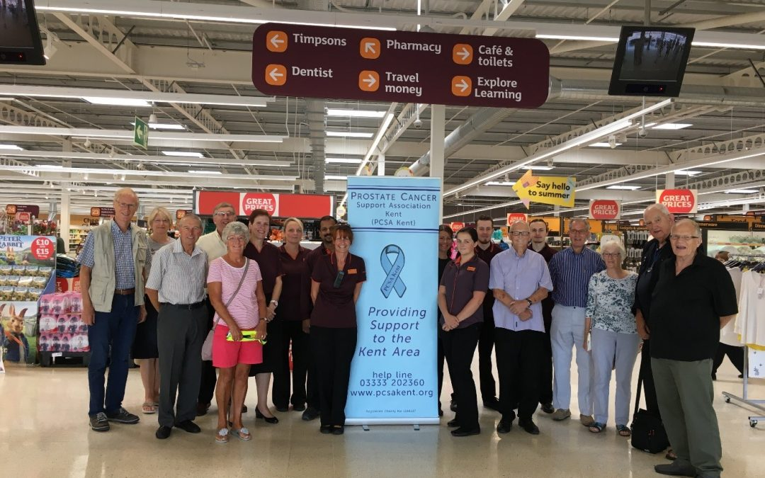 Sainsbury's Support PCSA Kent