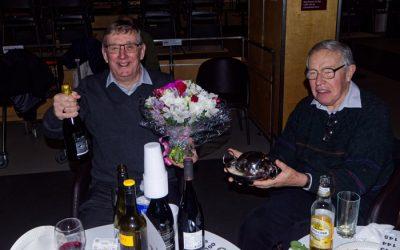 Wine and Wisdom Evening