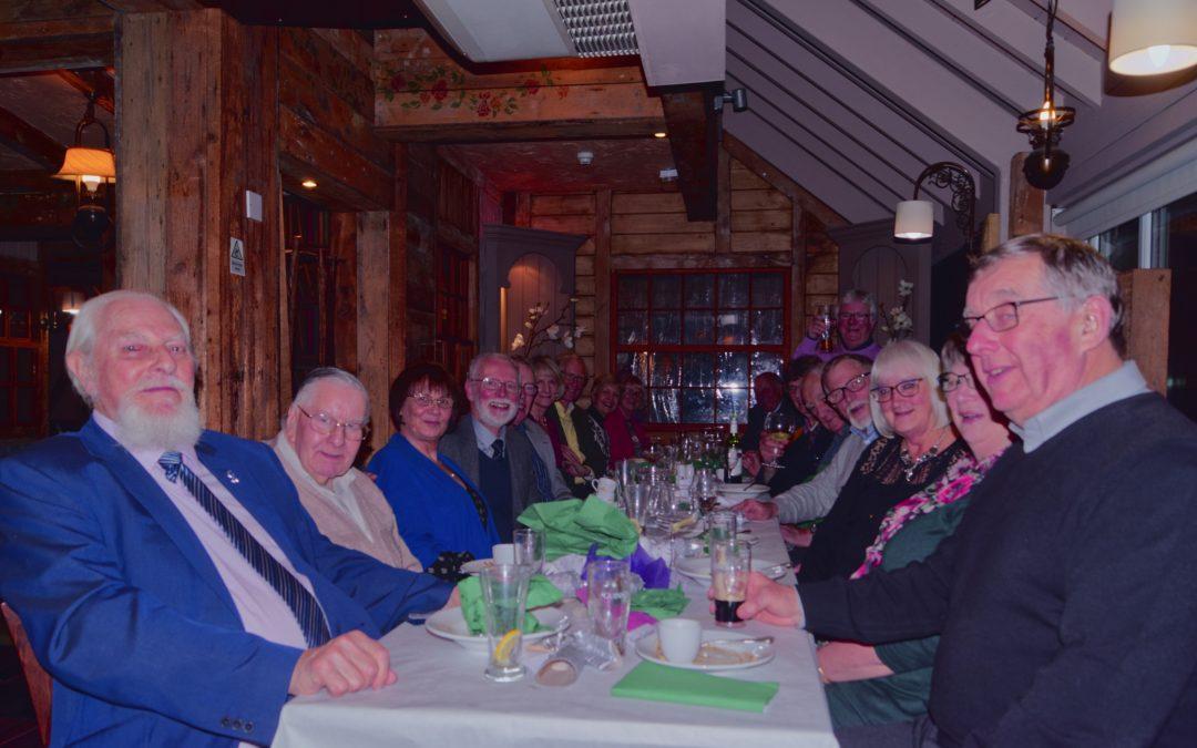 PCSA Kent Post Christmas Celebration in Canterbury