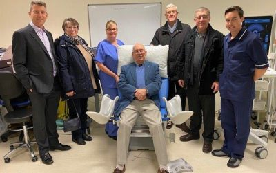 Donation of Specialist Medical Chair